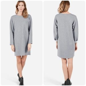 Everlane The Luxe Double Knit Sweater Dress Small